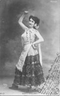 Marti DAILLANT Danseuse Chanteuse OLYMPIA Artiste Femme - Künstler