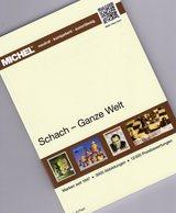 Erstauflage MICHEL Schach 2018/2019 New 49€ Schachspiel Stamps Catalogue Chess All The World ISBN 978-395402-244-1 - Thématiques