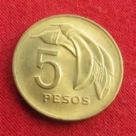 Uruguay 5 Pesos 1969 KM# 53  Uruguai - Uruguay
