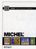 1.Auflage MICHEL Schach 2018/2019 New 49€ Schachspiel Stamps Catalogue Chess Of All The World ISBN 978-395402-244-1 - Original Editions