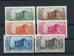 !!! PRIX FIXE : MADAGASCAR, SERIE BASTILLE N°209/213 + PA N°15 NEUVES * - Madagascar (1889-1960)
