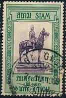 Stamp Thailand 1908 1t   Used Lot#11 - Thaïlande