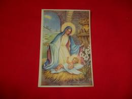 Cartolina Auguri Buon Natale - Natale