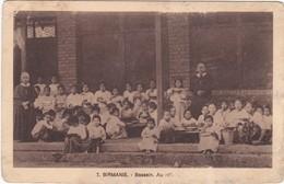 1286 BIRMANIE - BASSEIN - AU REFECTOIRE - ENFANTS AU COEUR DU REPAS - Myanmar (Burma)