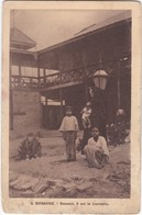 1287 BIRMANIE - BASSEIN - BEBE BIENVENU A LA MISSION - Myanmar (Burma)