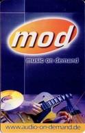 TARJETA TELEFONICA DE ALEMANIA. Mod - Música A La Carta. A 32 10.02 (448) - Música