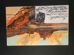 Cartolina Arcicastello - 1906 - Cartoline
