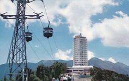 HOTEL HUMBOLDT, CARACAS, VENEZUELA. SANTIAGO CA DISTB. VOYAGEE CIRCA 1960s - BLEUP - Venezuela