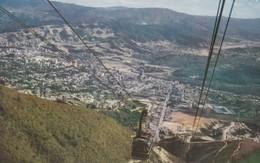 SUBIENDO EL AVILA POR EL TELEFERICO. CARACAS. VENEZUELA. MIKE ROBERSTS COLOR PROD. CIRCA 1970s - BLEUP - Venezuela