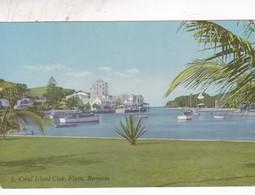 CORAL ISLAND CLUB, FLATTS, BERMUDA. A J GORHAM LTD. CIRCA 1960s - BLEUP - Bermuda