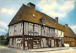 14 - L'HOTELLERIE : Auberge Normande BLANCHE De CASTILLE ( Restaurant ) CPSM CPM Grand Format - Calvados - Autres Communes