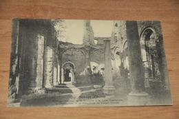 7116-  ABBAYE D'AULNE, PASSAGE ENTERIEUR DE LA SACRISTIE A LA SALLE CAPITULAIRE - Thuin