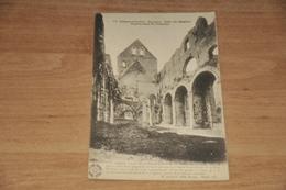 7117-  ABBAYE D'AULNE,  SACRISTIE, SALLE DU CHAPITRE - Thuin