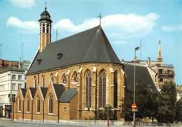 CPM - BRUXELLES : Eglise De La Madeleine - Monuments, édifices