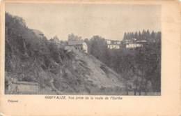 HOUFFALIZE - Vue Prise De La Route De L'Ourthe - Houffalize
