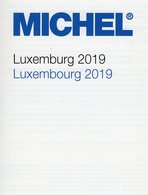 MICHEL/PRIFIX Briefmarke Luxemburg Katalog 2019 New 30€ Spezial ATM MH Dienst Porto Besetzungen Deutsch/französisch - Manuali