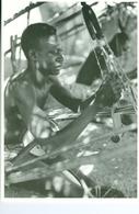 CP Burkina Faso (Haute Volta) Tisserand Marka à Zaba, 1962 Photo Vivant Univers PP. Blancs - Burkina Faso