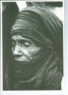 CP Niger, Vieux Touareg à Kerboubou Vers 1980 Photo Vivant Univers PP. Blancs - Niger