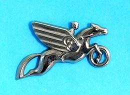 1 PIN'S //  **  LOGO OFFICIEL / SALON DE LA MOTO / CYCLO / SCOOTER / PARIS VERSAILLES '91 ** . (Arthus Bertrand Paris) - Arthus Bertrand