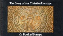 1984 £4 Prestige Chritian Heritage Booklet DX5 - Booklets