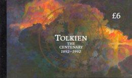 1992 £6 Prestige Tolkien Booklet DX14 - Booklets