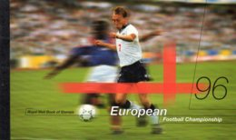 1996 £6.48 Prestige Football 96 Booklet DX18 - Booklets