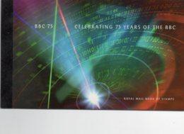 1997 £6.15 Prestige BBC 75 Booklet DX19 - Booklets