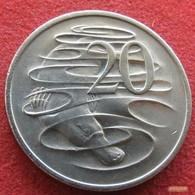 Australia 20 Cents 1972 KM# 66 Australie Australien - Australie
