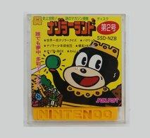 Famicom Disk System :  Nazoler Land Dai 2 Gou ( SSD-NZB ) - Electronic Games