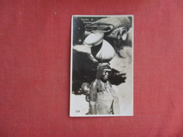 Goods & Chattels  Has Stamp & Cancel  Real Photo    Ref 3123 - South Africa