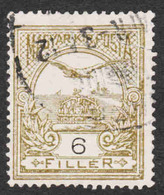 Hungary - Scptt #71 Used - Faulty, Torn - Hungary