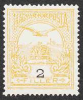 Hungary - Scptt #85 Unused - No Gum - Unused Stamps
