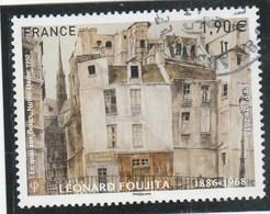 FRANCE 2018 LEONARD FOUJITA OBLITERE - YT 5200                                                   TDA152B - France