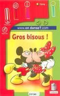 Walt Disney -  Mickey Minnie  B 190 - Disney
