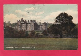 Old Post Card Of Worsley Hall Nr.Manchester,K68. - Manchester