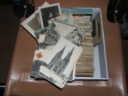 Lot  De CPA  CPSM  Drouiles Petits Formats Environ 700 Plus  Quelques Photos  Et Et Quelques Modernes (50) - Cartes Postales