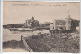 SAINTE MARGUERITE DE PORNICHET VUE DE LA COTE PRISE A L'EST 1913 - France