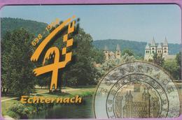 Télécarte Luxembourg °° TS18 - Echternach 698 - Orga3- 50u - 1998 - RV. - Luxembourg