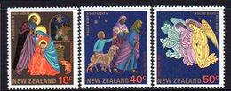 NEW ZEALAND, 1985 XMAS 3 MNH - New Zealand