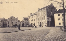Aubel Place Nicolay Circulée En 1922 - Aubel