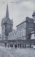 Herve L'Eglise Circulée En 1907 Ed. S.B.P. - Herve