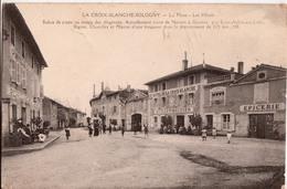 LA CROIX BLANCHE SOLIGNY-LA PLACE -LES HOTELS - France
