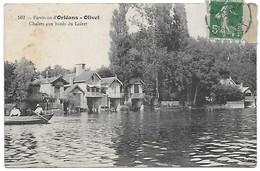 OLIVET -Chalets Au Bord Du Loiret - Autres Communes