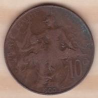 10 Centimes Dupuis 1900 - D. 10 Centimes