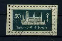 DANZIG 1937 Nr 270 Gestempelt (109583) - Danzig