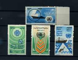 AEGYTEN 1983 Nr 1450-1453 Postfrisch (104706) - Ägypten