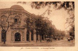 Haiphong Boulevard Paul Bert - Cartes Postales