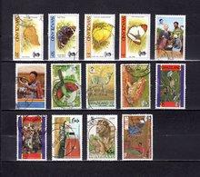 Swaziland   1992-2001   .  Y&T  Nº    602-607-610-611-612-618-647-667-674-678/679-690-692-699B - Swaziland (1968-...)