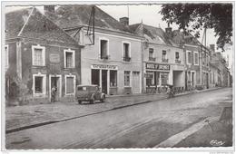 NOGENT LE BERNARD LE CENTRE HOTEL St JACQUES BOULANGERIE GRAINETERIE CPSM 9X14 NEUVE - Francia