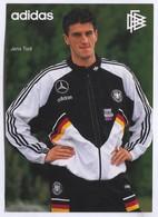 FOOTBALL / SOCCER / FUTBOL / CALCIO - JENS TODT, GERMANY - Calcio